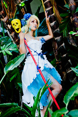 Lujei Piche - 05 (crimsonyte) Tags: cosplay ax animeexpo ax13 grimgrimoire lujeipiche misswendybird