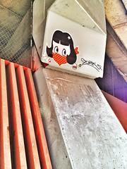 Street Art Mexico (Daniela Herrerías) Tags: from street art méxico de sticker stickers mexicanos stickeros