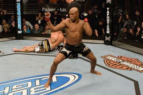 Video Anderson Silva on hot97 explains why he lost to chris