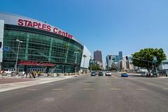 Stapels Center Los Angeles (Kretzsche93) Tags: california summer usa sun america us los downtown angeles sommer center amerika sonne kalifornien stapels 2013