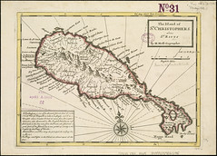 Carte de St.Christophe & Nevis / Map of St.Kitts & Nevis (I Love St.Kitts & Nevis) Tags: ocean old city sea england mer france west history saint st newcastle island