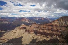 South Rim (sathellite) Tags: arizona nature colorado desert grandcanyon roadtrip canyon cliffs page coloradoriver heights southrim rawnature acrophobia verticalcliff shishirsathe shishirsathephotography