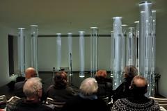 This is Art (Sig Holm) Tags: november art iceland artwork list pillars ísland stykkishólmur islande snæfellsnes súlur 2013 vatnasafn listaverk libraryofwater ronyhorn bókhlöðustígur bókhlaða