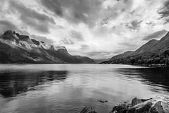 Vannylven (Steinskog) Tags: sommer fjord utsikt skyer fjell syvde vannylven