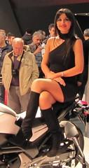 Girls EICMA 2013 (96) (♠I Love Feet & Shoes♠) Tags: girls milan sexy feet stockings girl beautiful pie shoes highheels sandals milano tights lingerie blonde heels pés hostess huf brunette hoof bas pieds mules schuhe casco piedi meias medias scarpe motorshow sandalias bikeshow chaussures sapatos sandálias zapatillas sandalen ноги sandales чулки sabot sandali eicma πόδια strümpfe ботинок παπούτσια туфля calcanhares каблуки füse σανδάλια κάλτσεσ копыто сандалий οπλή