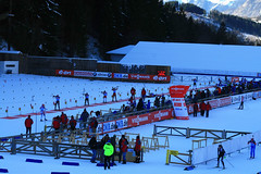 Men training - WC Biathlon Annecy-Le Grand-Bornand 2013
