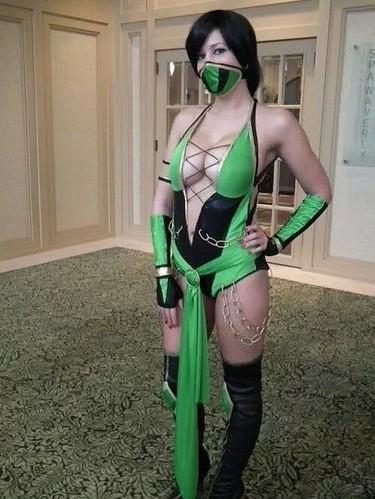 Mortal Kombat Jade Cosplay A Photo On Flickriver