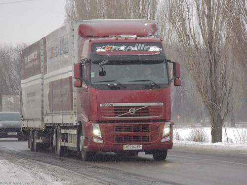 Volvo Fh 'Versailles' (UA)