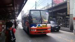 Luzon Bus, Inc. 91040 (PBF JuanMigz) Tags: nissan diesel engine front sr palay baclaran sapang norzagaray exfoh cpb87n fe6b txk809