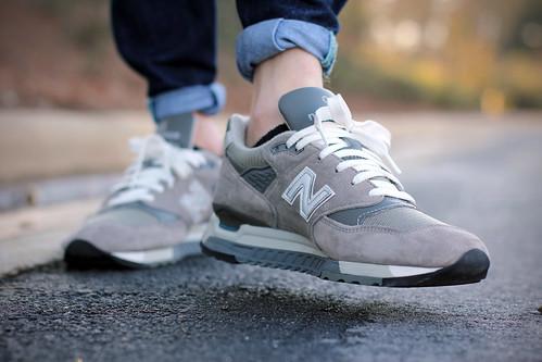 new balance 998 medium grey
