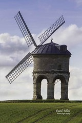 Chesterton Mill (bretton98) Tags: uk blue sky windmill architecture rural nopeople historical warwickshire artisan gradeiilisted chestertonmill canon7d bretton98 davidwhitephotography