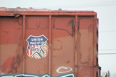 03022014 011 (CONSTRUCTIVE DESTRUCTION) Tags: train graffiti tag boxcar graff piece resa moniker