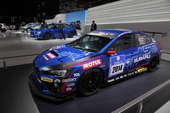 Subaru WRX STI NBR Challenge