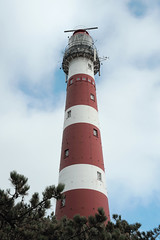 Ameland - Hollum - Vuurtoren Lighthouse Leuchtturm (pwsonline) Tags: sea lighthouse holland waddenzee island nikon meer nederland zee insel ameland af nikkor duinen vuurtoren friesland leuchtturm eiland kust wattenmeer edg 28200mm hollum d700 pwsonline