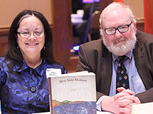 Gwen Westerman and Bruce White (courtsey of The Friends of the St. Paul Public Library)