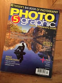 My Petersen's Photographic cover 2014