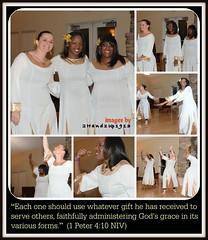 Praise Dance Team (2HandzUp1913) Tags: music dance ministry performance dancer blessing sacramento gospel soror praiseandworship sororitysister