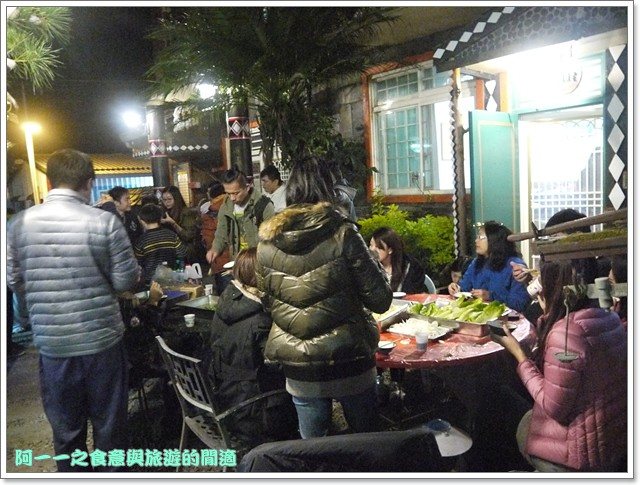 南投武界休閒民宿烤乳豬原住民image101