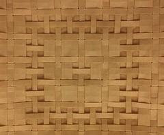 Concentric Squares (Tom Crain Origami) Tags: origami tessellations origamitessellations