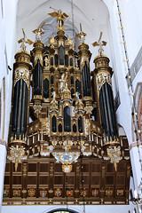 St.-Marien-Kirche - Stellwagen-Orgel - Stralsund 03 (Stefan_68) Tags: church germany deutschland kirche organ marienkirche organo eglise stralsund organpipes orgel stmaryscathedral orgue orel mecklenburgvorpommern stmarien orgona orgelpfeifen kirchenorgel organy stellwagenorgel