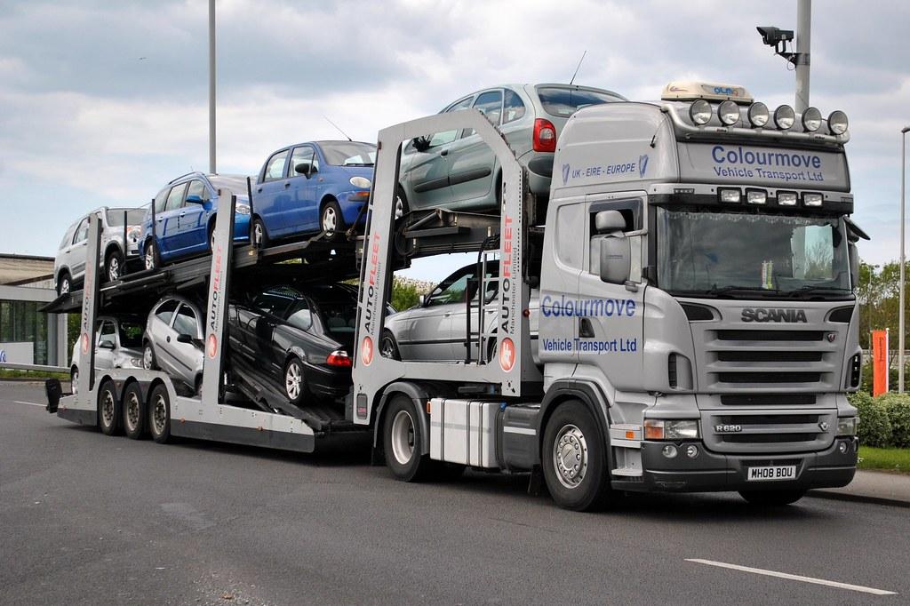 Best Car Transportation : The world s best photos of autotransporter and transporter