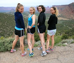 Ladies at the Top