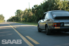 Ready, Steady, Go! (Joe Folino ( LoopRunner )) Tags: road back sweden euro swedish turbo straight 1986 saab 900 t16