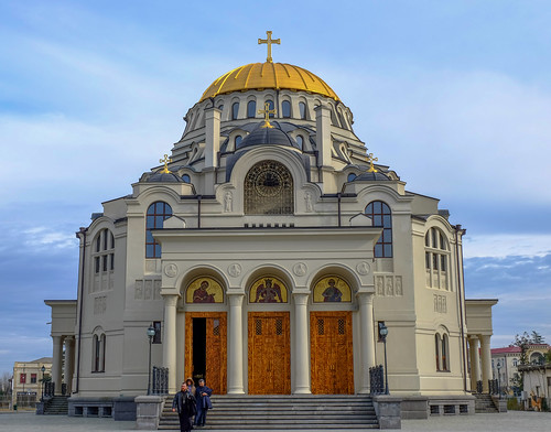 Cathedral in Poti