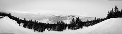 Montanhas . Mountains (selenis) Tags: panorama mountain snow france annecy frança neve montanha 2015 iphonography
