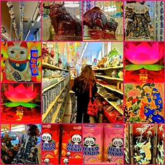 """""""The Meeting Of East and West"""" <<>> Recreating The """"East Meets West"""" Experience (Chic Bee) Tags: food india art cooking colors fun asia candy bright furniture mosaic gorgeous culture vivid curry creation experience ingredients recipes fineanddandy hoot bold flavorful eastmeetswest sugarcandy middeleast recreating bighugelabs curryingredients recreatingtheeastmeetswestexperience didnotfindsugar thatsahoot searchingforcurryingredients"""