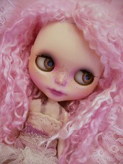 Pretty in pink......................