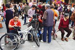 2015 , 2015 New Year Walkin' (   YELLOW Mao) Tags: street people taiwan newyear taichung