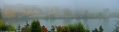 port dalhousie (Rex Montalban Photography) Tags: autumn fog niagara stcatharines portdalhousie rexmontalbanphotography