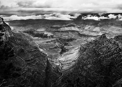 Grand Canyon (Kristoff Documentary Photographer) Tags: park nature clouds america landscape mood view grand canyon national