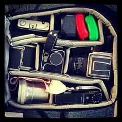 What is in my bag for... (bobobelga) Tags: 120 6x6 analog mediumformat ishootfilm 120film hasselblad filmcamera planar picoftheday cameraporn lensporn distagon plaubel ilovefilm filmisnotdead istillusefilm metamike instagram instagramers ibelieveinfilm buyfilmnotmegapixel uploaded:by=flickstagram instagram:venuename=gmrmarketing instagram:venue=2055172 instagram:photo=532436454176822426336327916