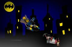 Batman to the rescue (Julie K3) Tags: lego batman dccomics week7 environmentalportraiture ilovelego 52in2015 48goingon12