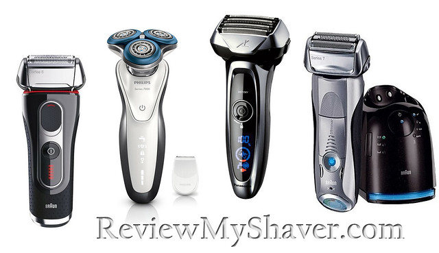 Thumbnail for Electric Shaver Reviews - Find The Best electric Razor!