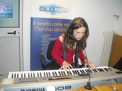 Licia Missori live @ Blu Radio Veneto