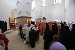12. Paschal Prayer Service in Svyatogorsk / Пасхальный молебен в соборном храме г. Святогорска