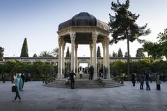 Shiraz, Iran (Onur_Ekmekci) Tags: architecture iran tomb shiraz hafez