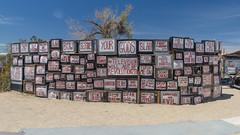 TV Wall (luke.me.up) Tags: art nikon saltonsea slabcity d810 eastjesus