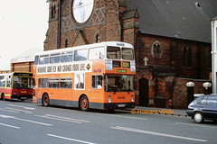 First Manchester 4765 (A765 NNA) (SelmerOrSelnec) Tags: bus ashtonunderlyne leyland gmt wellingtonroad atlantean firstmanchester northerncounties a765nna