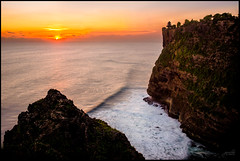 Bali Uluwatu Sunset - Take 2 (Pericles el Greco) Tags: vacation bali