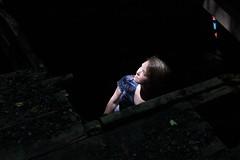 (cara zimmerman) Tags: light shadow abandoned dark bloomington