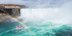 Niagara Falls 06 (tomomega) Tags: usa canada water niagarafalls rainbow niagara falls