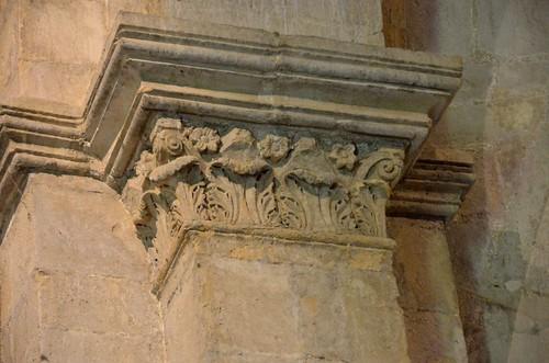 Mane (Alpes de haute Provence), prieuré Notre-Dame de Salagon - 11