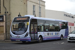 First Eastern Counties 47501 SN64CPU (Will Swain) Tags: great yarmouth 14th may 2016 bus buses transport travel uk britain vehicle vehicles county country england english south east norfolk town first eastern counties 47501 sn64cpu