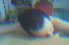 Norepinephrine (Maledictus Oruga) Tags: selfportrait art mort orgasm autorretrato glitch petite autorretratos glitched postorgasm