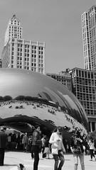 Reflections (matt_rem511) Tags: chicago buildings reflections cloudgate