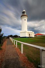 0S1A8182 (Steve Daggar) Tags: lighthouse seascape storm surf waves moody dramatic wave australia coastline norahhead soldiersbeach